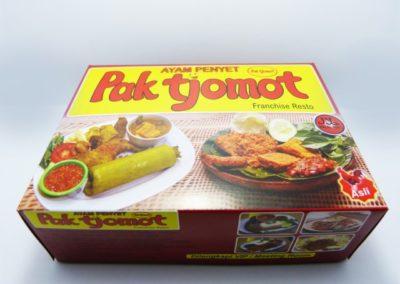 Ayam Geprek Pak Tjomot